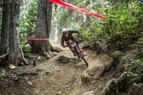 Photo of Adam WOODHOUSE at Whistler