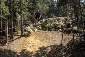 Photo of Joseph BARBOUR at Whistler