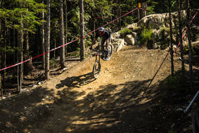 Photo of Daniele FERRI at Whistler, BC