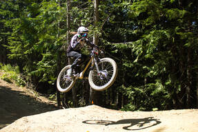 Photo of Pip PARR at Whistler
