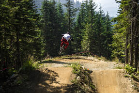 Photo of Trevor BERG at Whistler