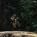 Photo of Luca COMETTI at Whistler, BC