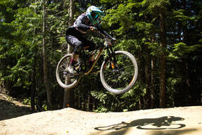 Photo of Cassie VOYSEY at Whistler, BC