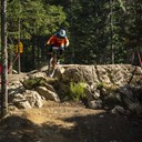 Photo of Daniel WOLFE at Whistler, BC