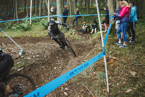 Photo of Gavin ALLAN at Glentress