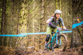 Photo of Rebecca TATHAM at Glentress