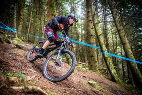 Photo of Fraser KELLY (jun) at Glentress
