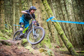 Photo of Andrew WEEDING at Glentress