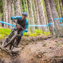 Photo of Michael CLYNE (1) at Glentress