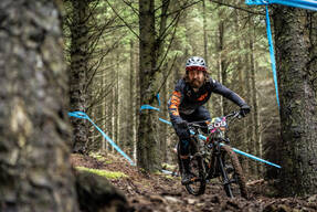 Photo of Martyn HENDERSON at Glentress