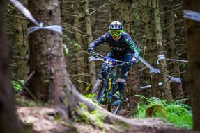 Photo of Aidan BURRILL at Glentress