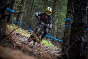 Photo of Darren SCOTT at Glentress