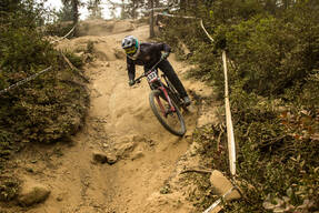 Photo of Anthony EVANS at Whistler