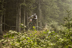 Photo of Ian MILLEY at Whistler, BC