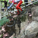 Photo of Gee ATHERTON at Mont-Sainte-Anne, QC