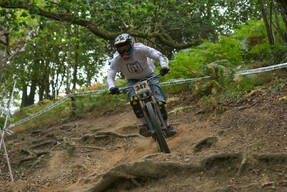 Photo of Matt DEAN at Caersws