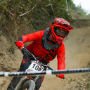 Photo of Doltan SHANNON at Caersws