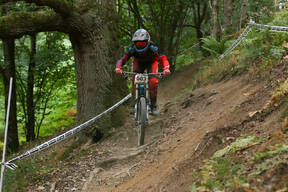 Photo of Joe WILLOUGHBY at Caersws