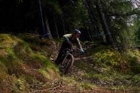 Photo of Gabriel BAKER at Glentress
