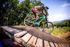 Photo of Michaela ALBANESE at Mountain Creek, NJ