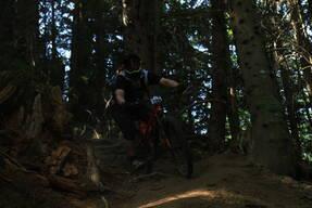 Photo of Mathias VANNOY at Snoqualmie Pass, WA