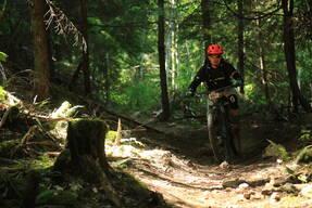 Photo of Mark HARRIS at Snoqualmie Pass, WA