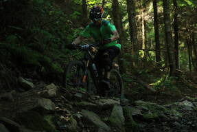 Photo of Michael DUFT at Snoqualmie