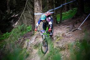 Photo of Daniel BRAUND at Glentress