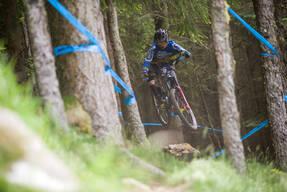 Photo of Elliott HEAP at Glentress