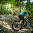 Photo of Andy CLARKE at Aston Hill