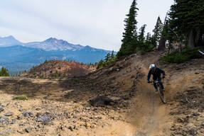 Photo of Cole REYNOLDSON at Mt Bachelor, OR