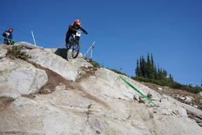 Photo of Aidan BORTHWICK at Kelowna, BC