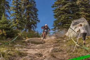 Photo of Adam WOODHOUSE at Kelowna, BC