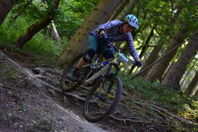 Photo of Jo GIBSON at Aston Hill