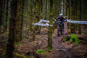 Photo of Frankie LOCHRIE at Kirroughtree