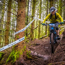 Photo of Alan CHRISTIE (mas) at Kirroughtree Forest