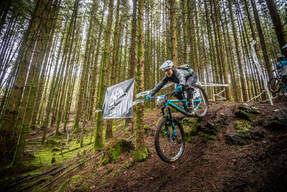 Photo of Rebecca TATHAM at Kirroughtree Forest