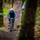 Photo of Chris JEFFRIE at Kirroughtree Forest