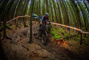 Photo of Chris DAINTON at Kirroughtree