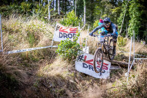 Photo of Nick HOLT at Kirroughtree Forest
