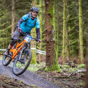 Photo of Dougie ADAMSON at Kirroughtree Forest