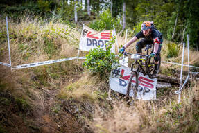 Photo of Calum SPALDING at Kirroughtree Forest