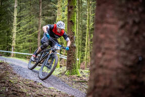 Photo of Jared BELL at Kirroughtree
