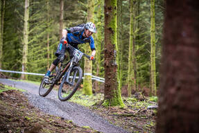 Photo of Jim HAWORTH at Kirroughtree Forest