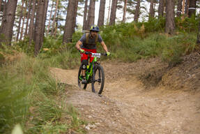 Photo of Ru PARKER at Swinley Forest