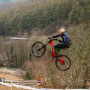 Photo of Gee ATHERTON at Cwmcarn