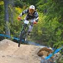 Photo of Davey SIMON at Stevens Pass, WA