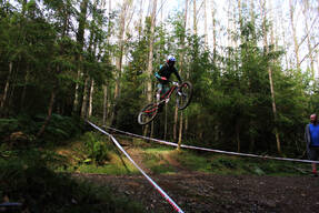 Photo of Ross ENNIS at Carrick, Co. Wicklow