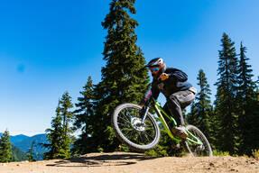 Photo of Ansel HIGGINS at Stevens Pass, WA