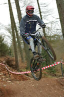 Photo of Matthew COXHEAD at Ae Forest